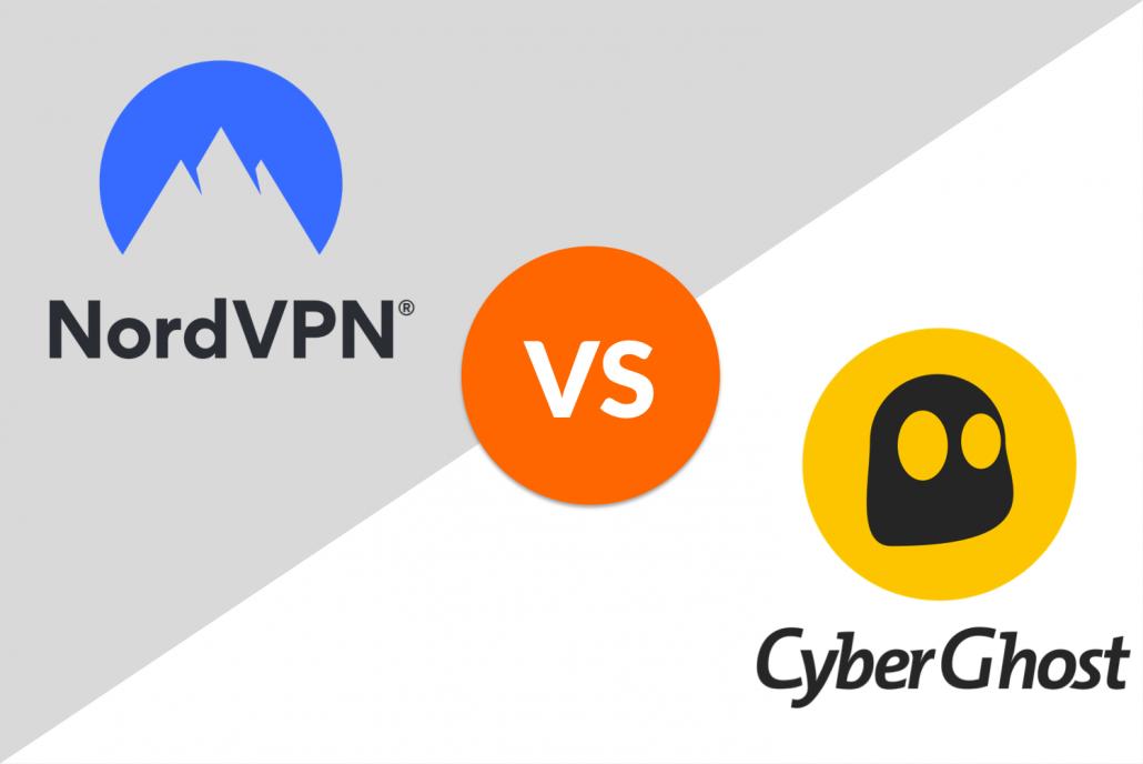 nordvpn vs. cyberghost