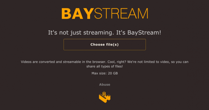 BayStream-website
