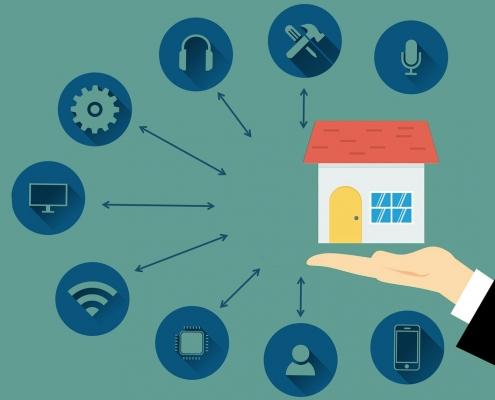 beveiligingstips voor smart home