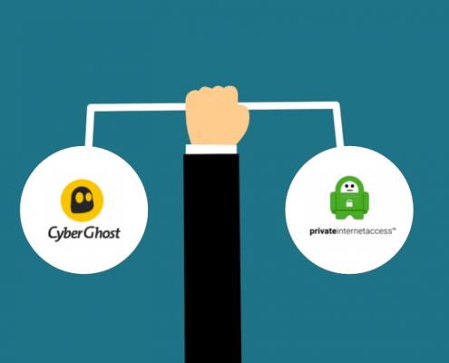 cyberghost vs pia