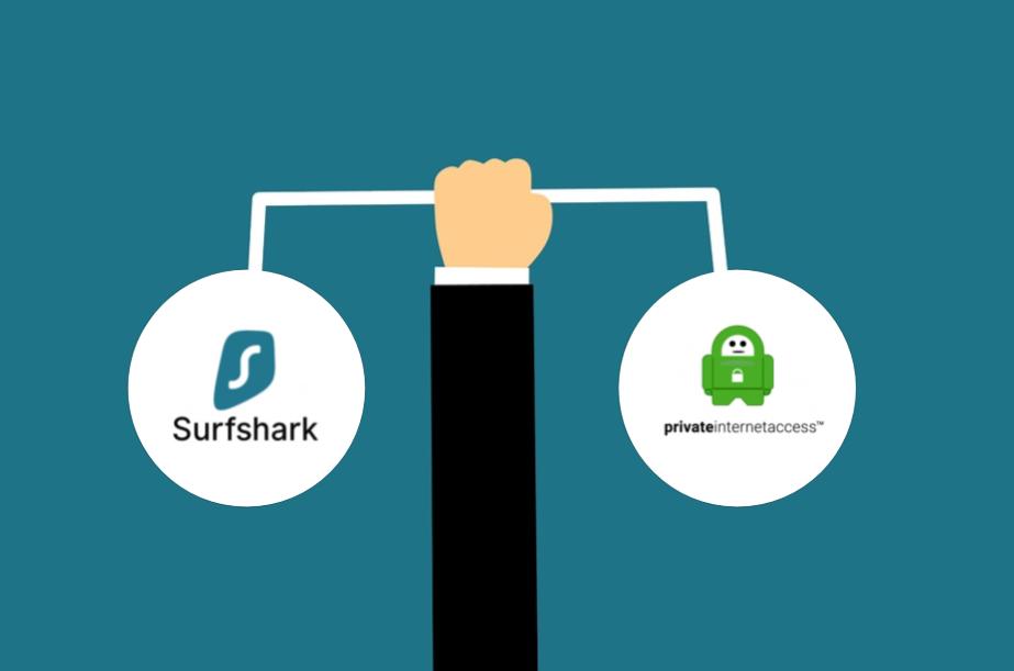 surfshark vs pia