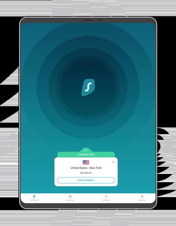 surfshark review verbinding ipad