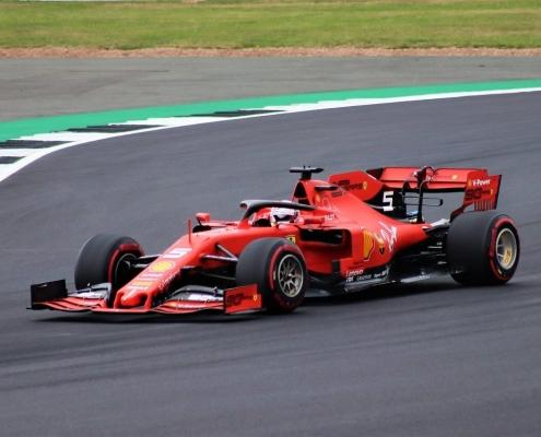 Formule 1 GP Eifel kijken via internet